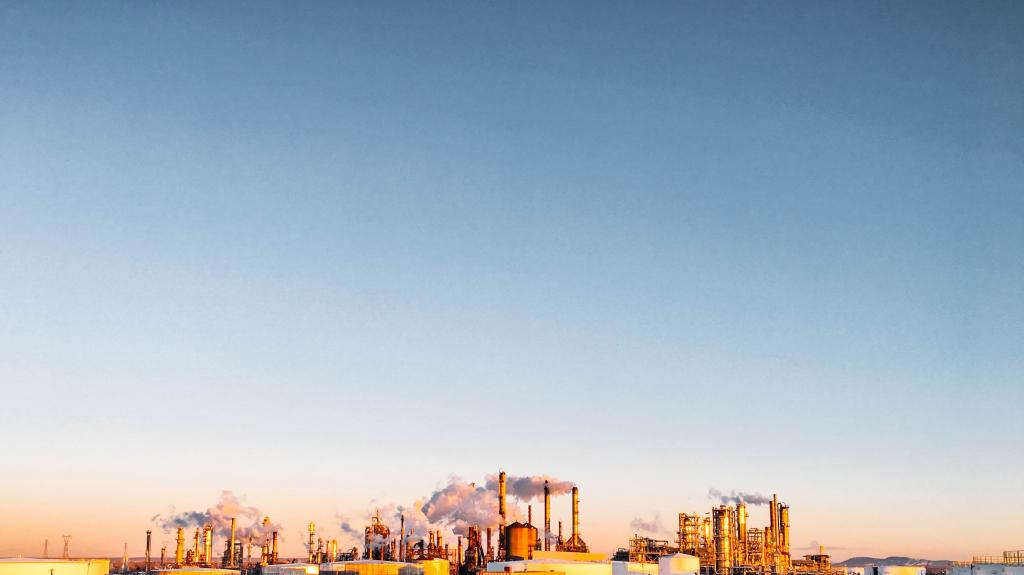 Oil refinery Port City Futures