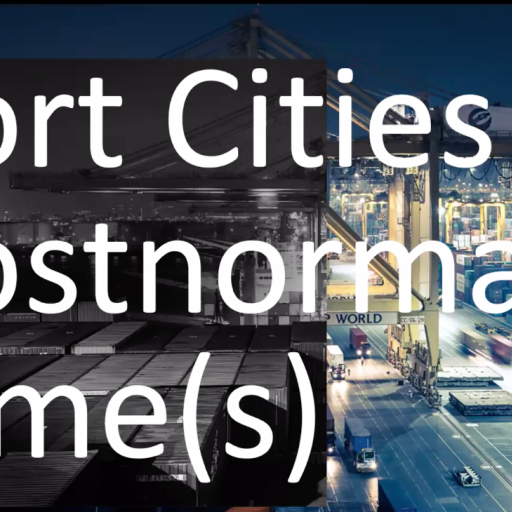 Port Futures in Postnormal Time(s)