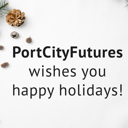 PortCityFutures holiday greeting